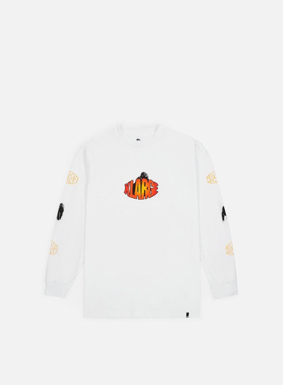X-Large Gaze LS T-shirt