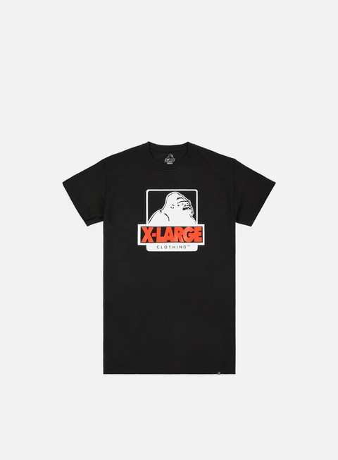 t shirt x large og logo t shirt black