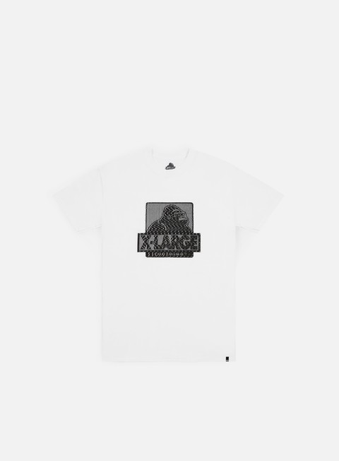 Short Sleeve T-shirts X-Large Static OG T-shirt
