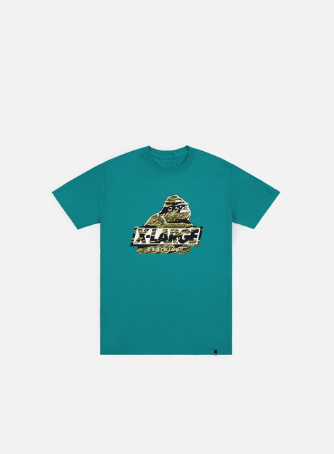 T-shirt a manica corta X-Large Tiger Camo OG T-shirt
