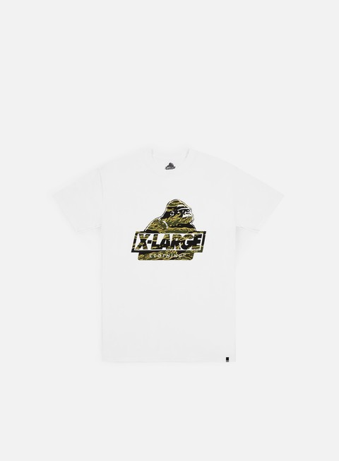 T-shirt Logo X-Large Tiger Camo OG T-shirt