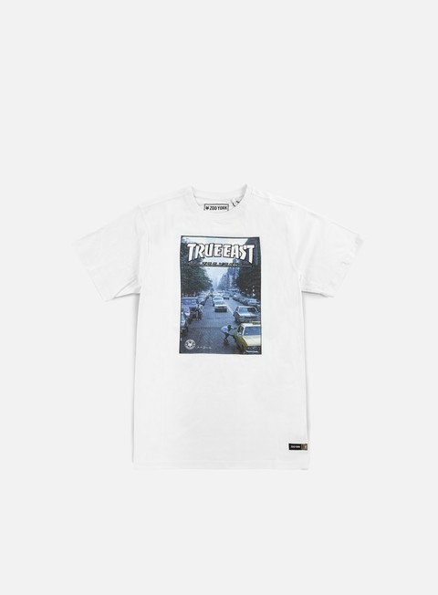 t shirt zoo york harold hunter t shirt optic white
