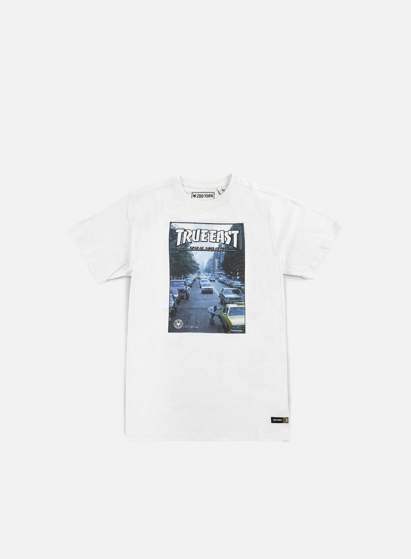 Zoo York - Harold Hunter T-shirt, Optic White