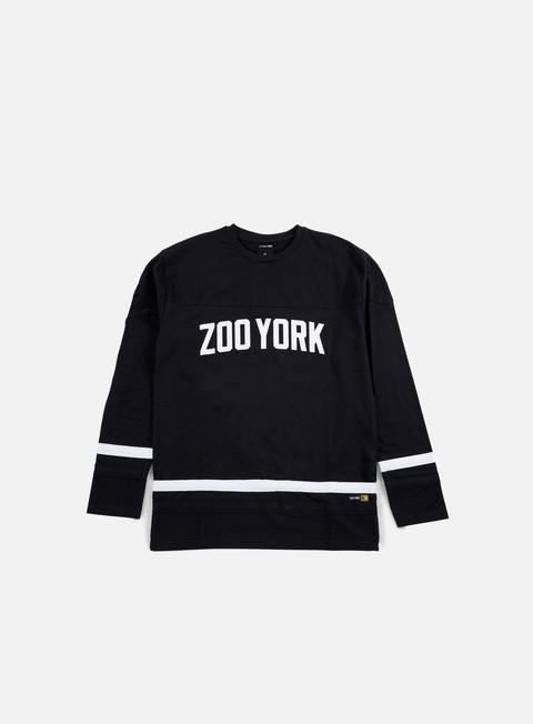 T-shirt a manica lunga Zoo York Slammer LS Jersey