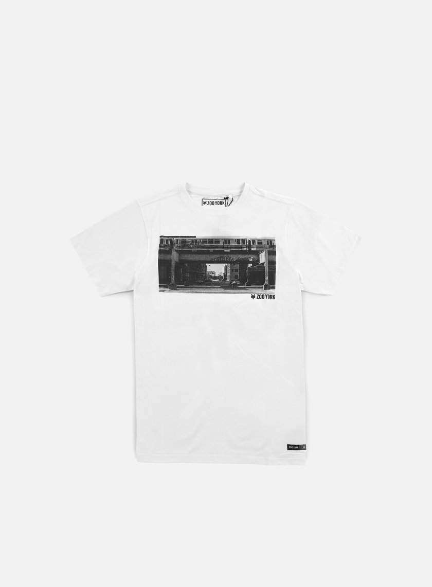 Zoo York - Streets T-shirt, Optic White