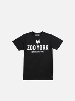 Zoo York - Templeton T-shirt, Anthracite