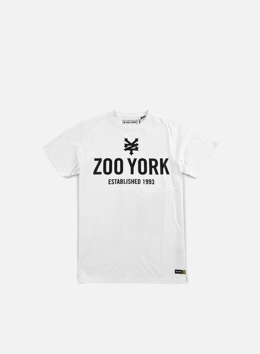 Zoo York - Templeton T-shirt, Optic White